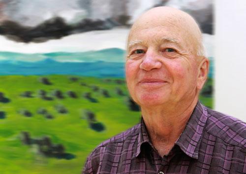 Portrait Horst Halling, Foto: Volker Tanner